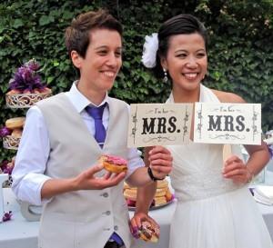 Guerneville Wedding
